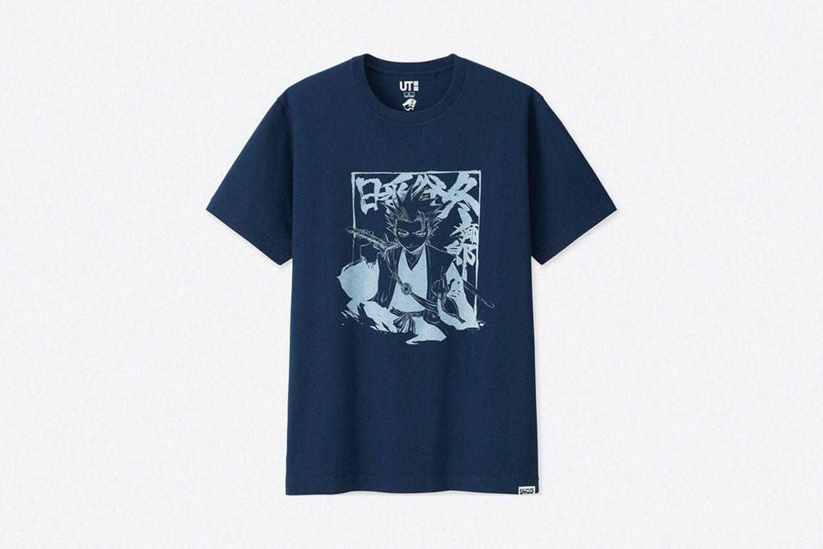 7b5cdf0b3 UNIQLO UT & 'Weekly Shonen Jump' Drop The Ultimate Anime T-Shirt Capsule