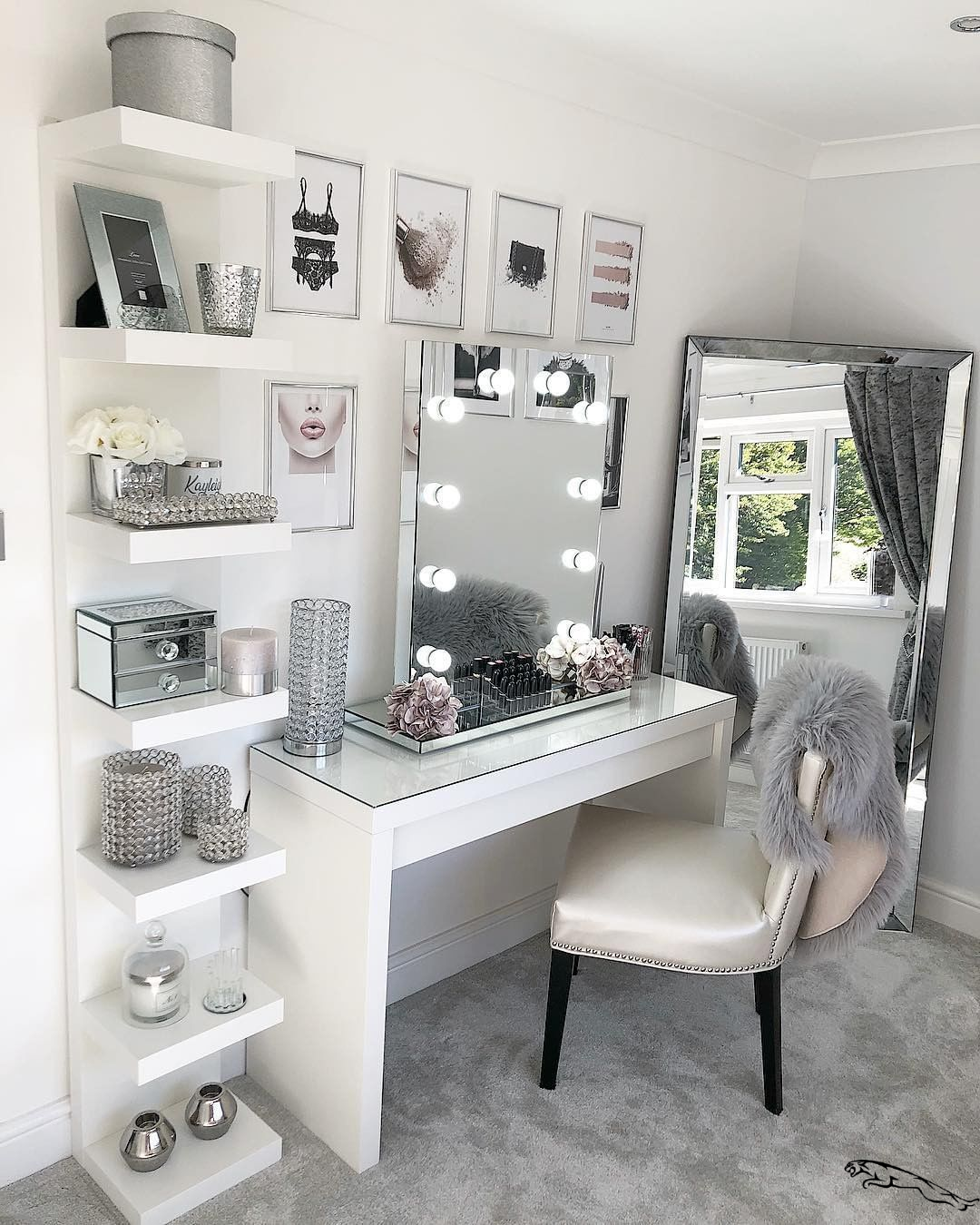 Decor On Instagram White Beauty Via