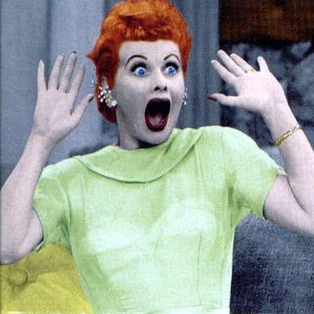 Lucille Ball! :D