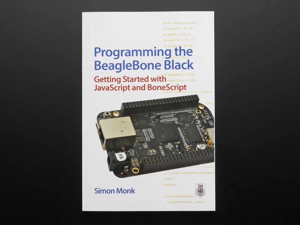 Programming The Beagle Bone Black By Simon Monk Beaglebone Black