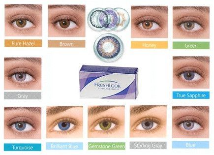 fc4fbf69cb If you have ever wanted to subtly enhance your eye color, Freshlook  Colorblends contact lenses are the way to do it. Using a patented 3-in-1  technology to ...
