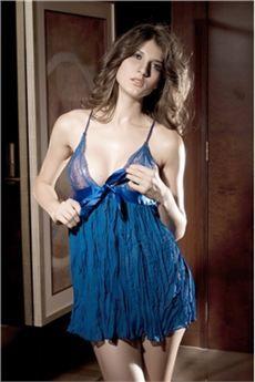 N Gal Women Nightwear Blue. Sexy Spandex Women Babydoll 2110 4 b9a9419bff37