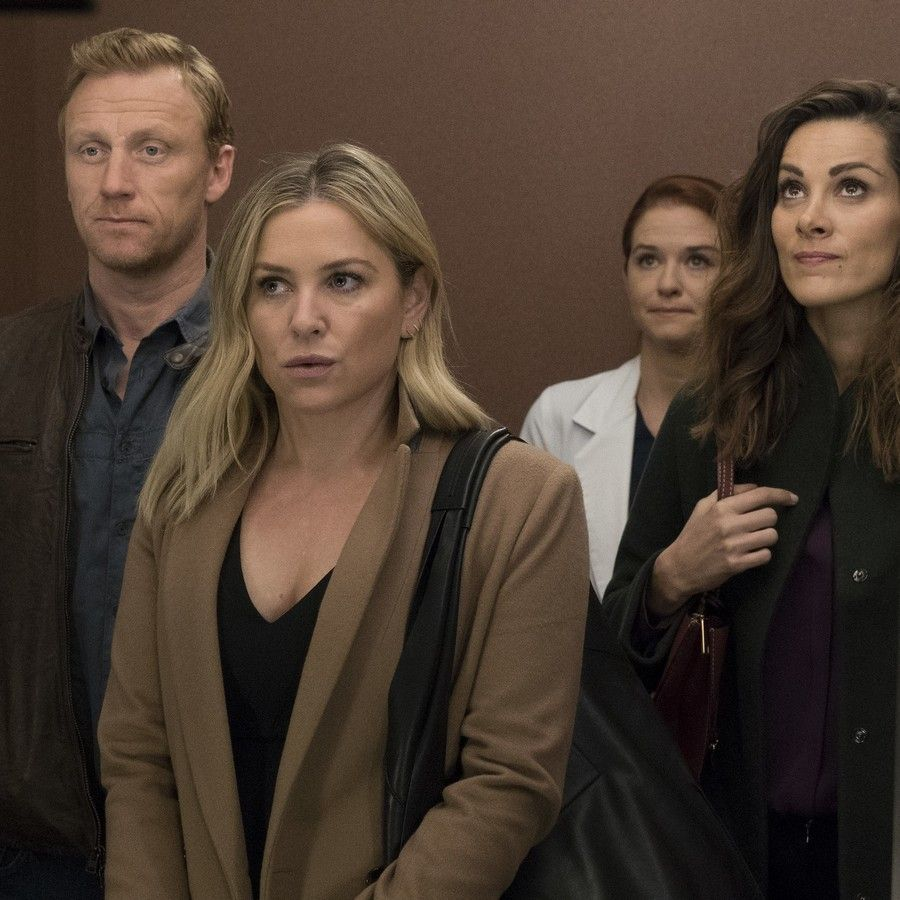 Download HD Grey\'s Anatomy Season 14 Episode 8 : Out of Nowhere ...