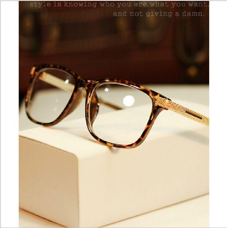 2014 Women Eyeglasses Myopia Optical Computer Glasses Frame Brand