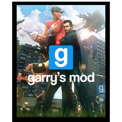 Icon Garry S Mod By Hazzbrogaming Garry S Mod Mod Icon