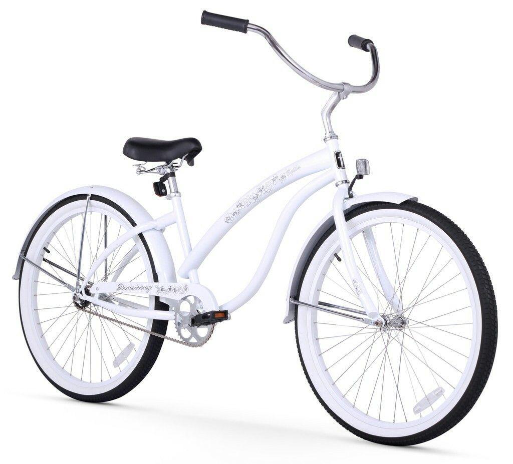Firmstrong womens urban lady bike beach cruiser bicycle