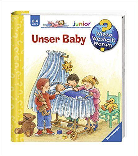 Wisssen Fur Kinder Ab 2 Jahren Unser Baby Wieso Weshalb Warum Junior Band 12 Amazon De Angela Weinho Kinderbucher Zweites Kind Bilderbucher Fur Kinder