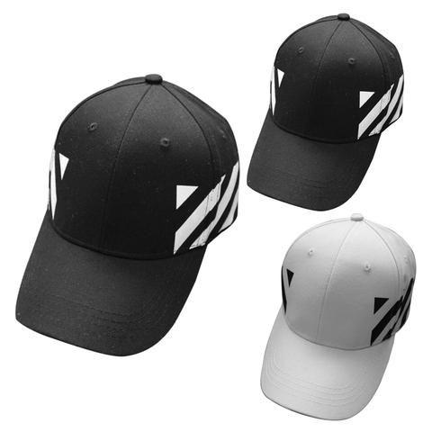 212ae612d14 Unisex Snapback Trucker Cap Adjustable Baseball Hip Hop Hat Fashion Casual  Sports Geometric Cotton Sunshade Sun Hat Women Men