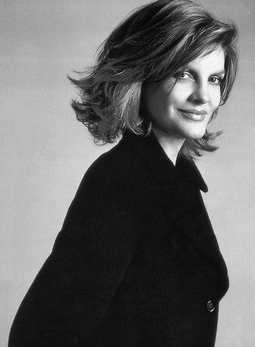 rene russo -- I want this hairstyle!