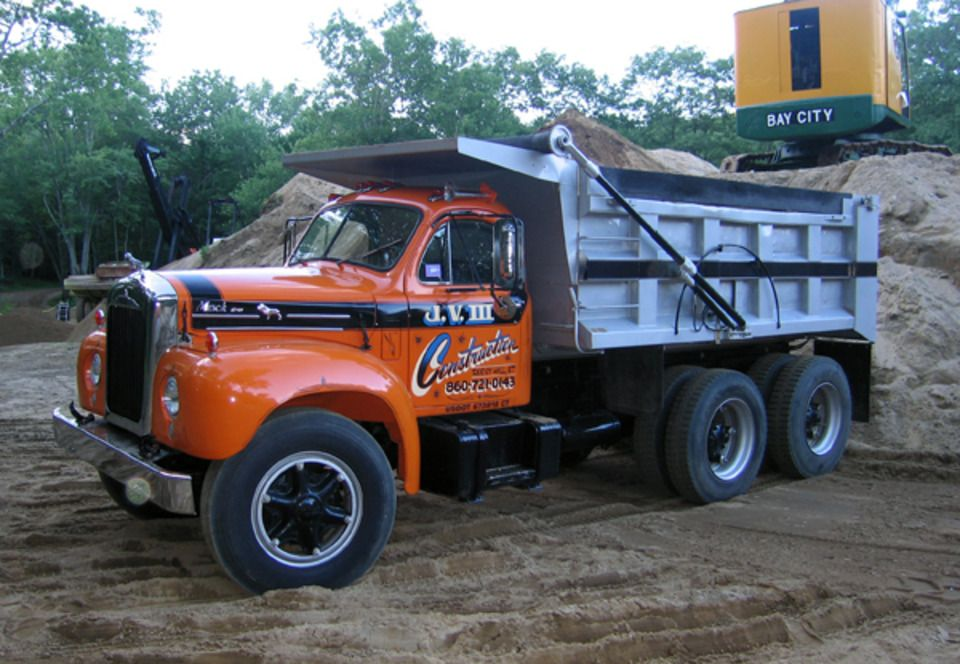 50 Years Of Equipment Impact A Heavy Truck Evolution Dump