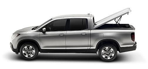 2017 Ridgeline Accessories >> Motor N A R E Offers Truck Cap And Tonneau For 2017 Honda