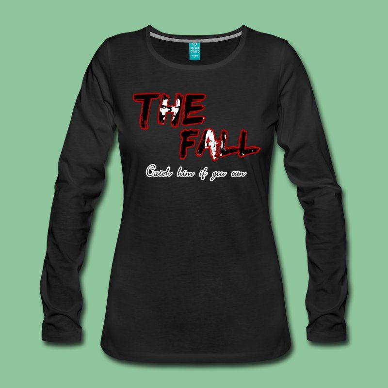"""The Fall - Catch him if you can. Amazing products for all fans of the brilliant BBC crime series """"The Fall"""", starring Jamie Dornan and Gillian Anderson. Catch the Sexy Serial Killer!"""