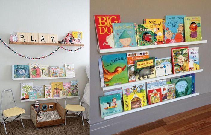 Habitacion Montessori dormitorio infantil de ikea: knoppang ...