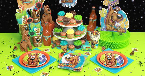 Scooby Doo Party Decorations Scooby Doo Birthday Supplies