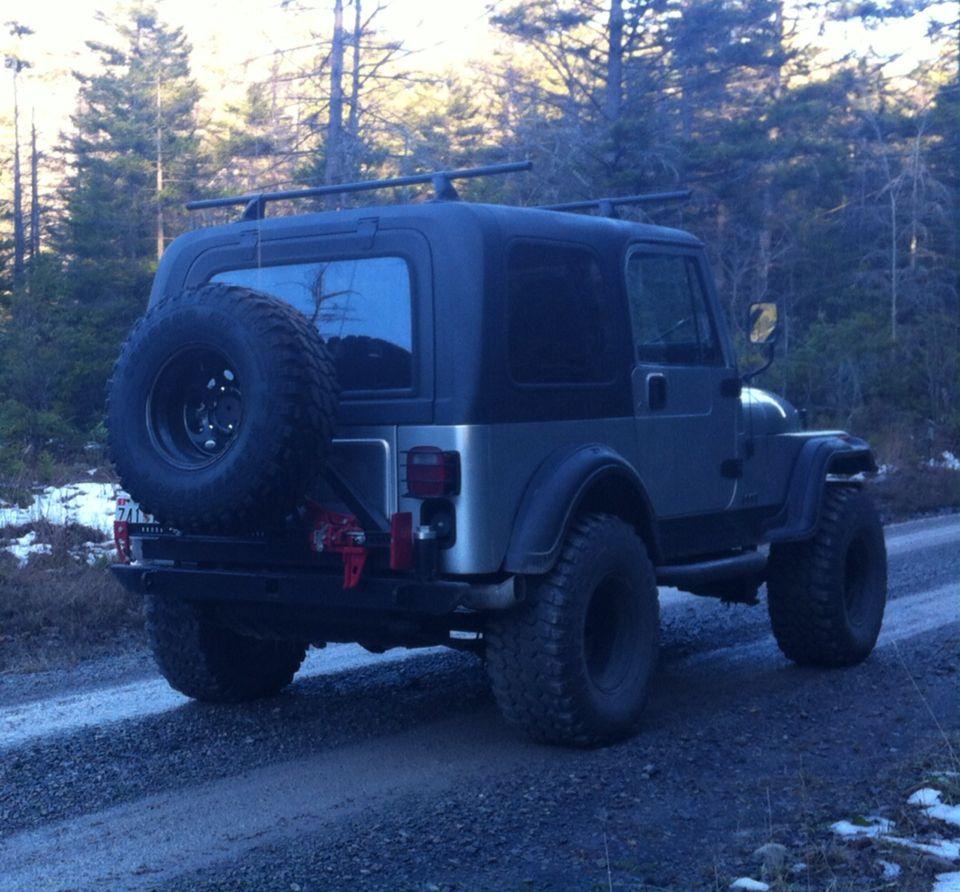 CJ7 near Davis WV Monster trucks, Jeep cj, Davis wv