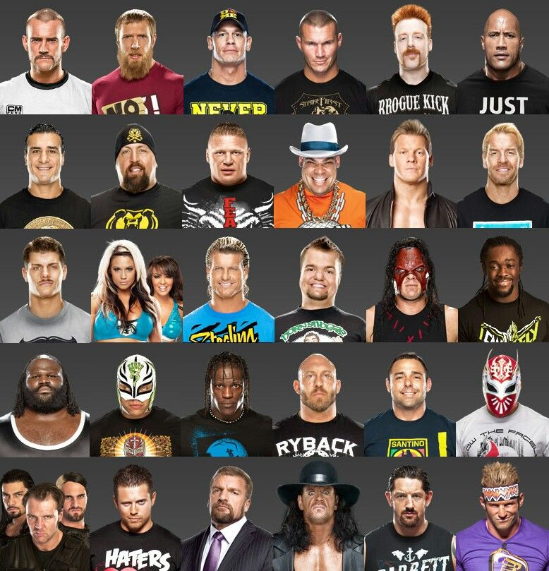 Goodnight And Here Are Some Wwe People How Many Of -8625