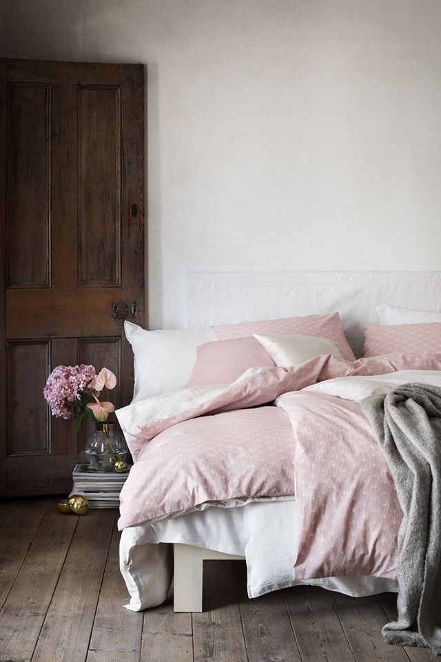 Add A Comforting And Calming Feel To Your Bed With Cotton Bed