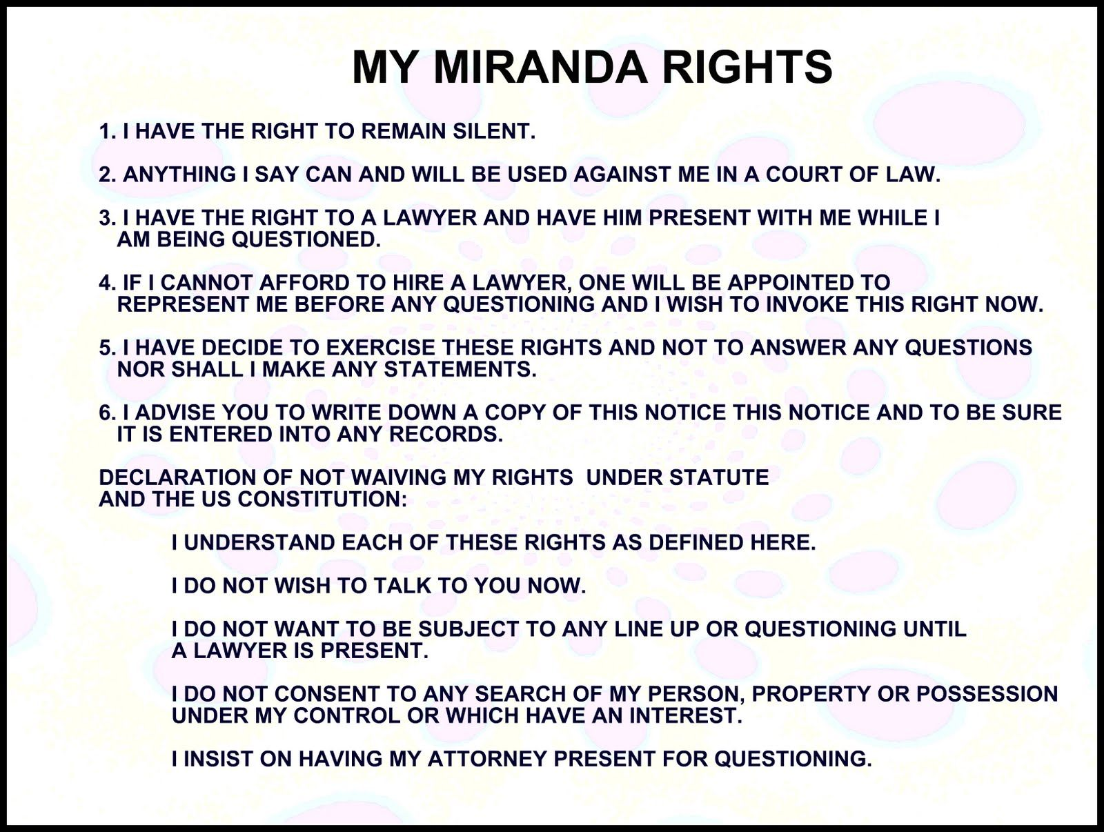 Miranda vs arizona essay. Free supreme court papers, essays, and ...