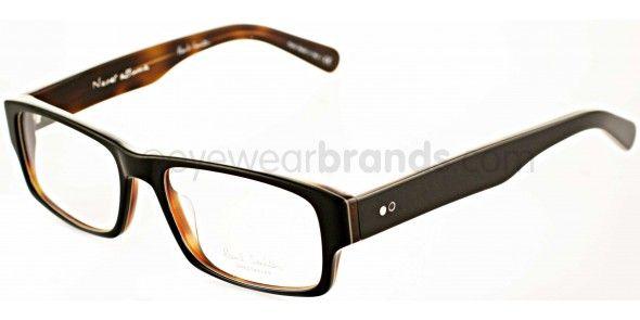 Paul Smith BUTLER 8031 1188 Onyx/Mahogany Paul Smith Glasses | 2012 Prescription Paul Smith Glasses