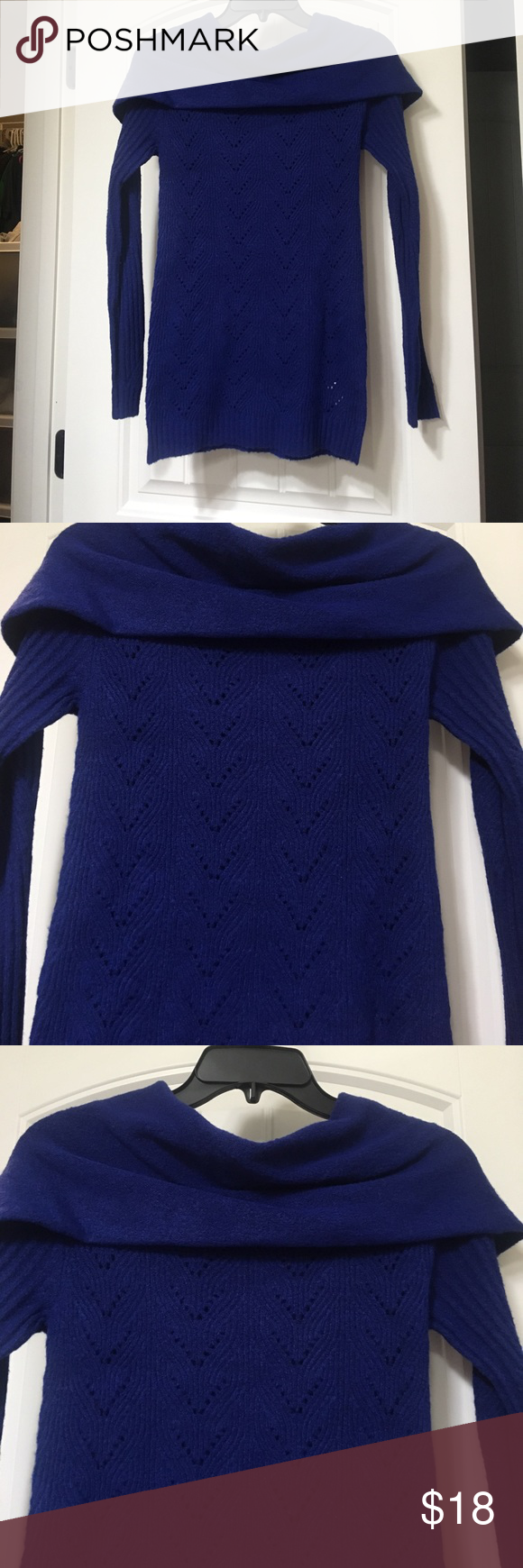 Cowl neck sweater NWT | Cowl neck and Jessica simpsons