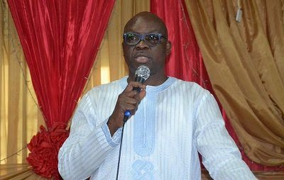Im Gods Project Gov Fayose Boasts In The Lord