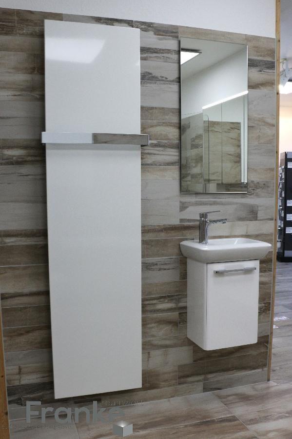 Fliesen Franke Menden trendiger designheizkörper hsk 456x1806 mm plieger spiegel mit