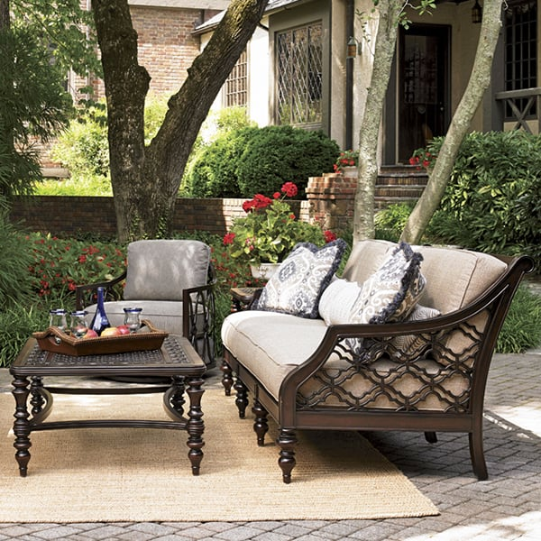 Black Sands Deep Seating With Images Tommy Bahama Outdoor