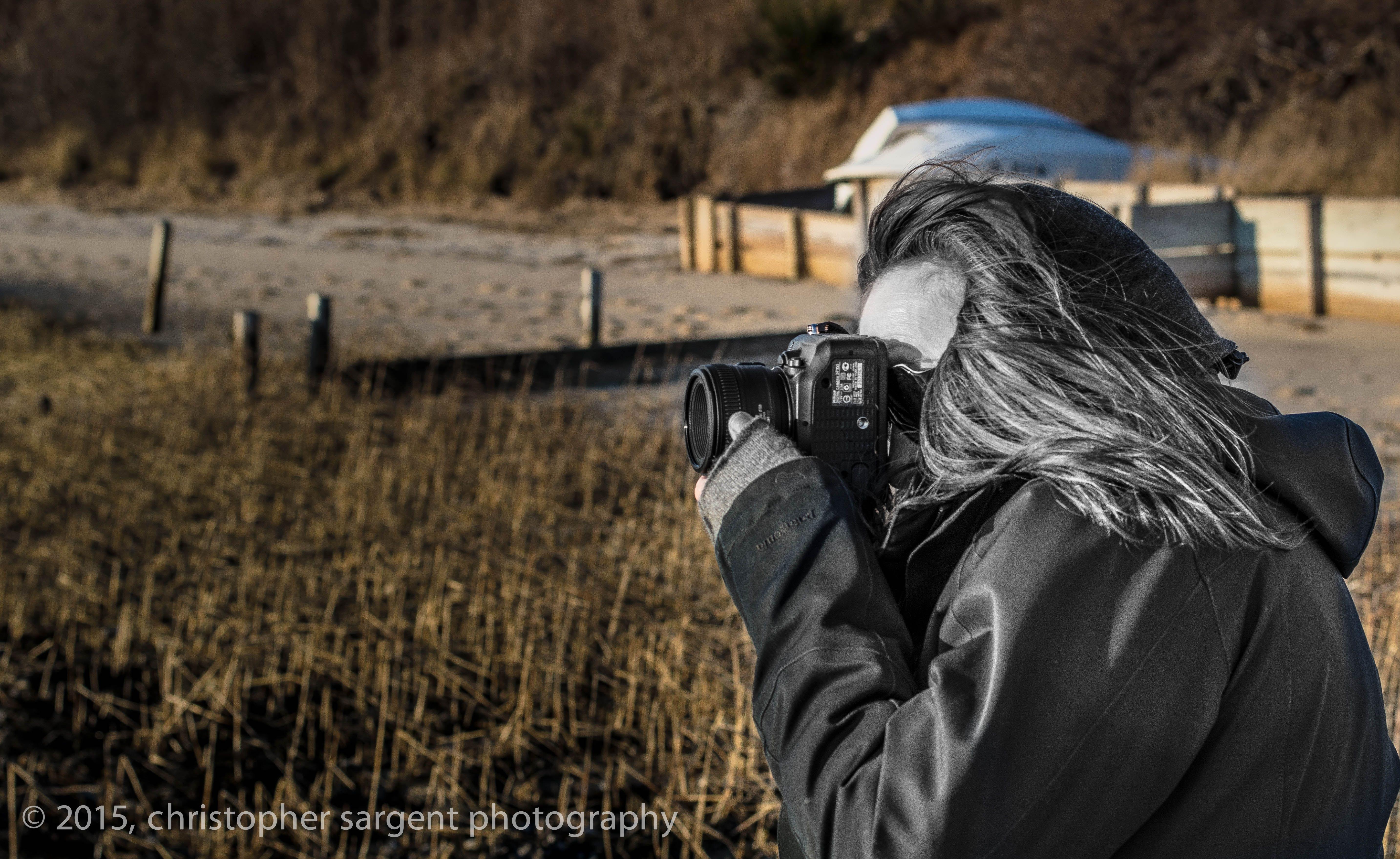 The Beach Photographer
