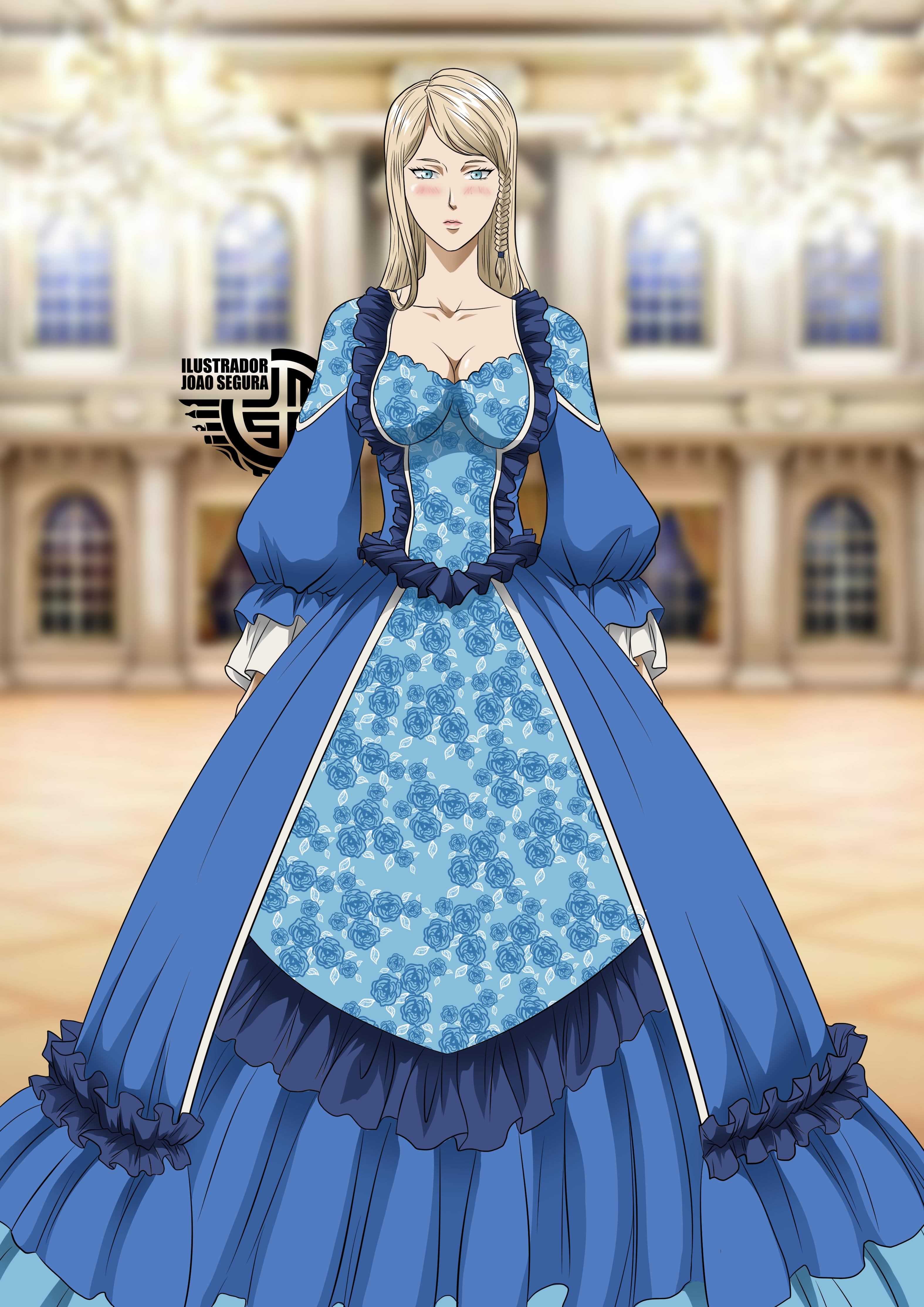 Charlotte Roselei Charlotteroselei Blackclover Black Clover Anime Black Clover Manga Fairy Tail Girls