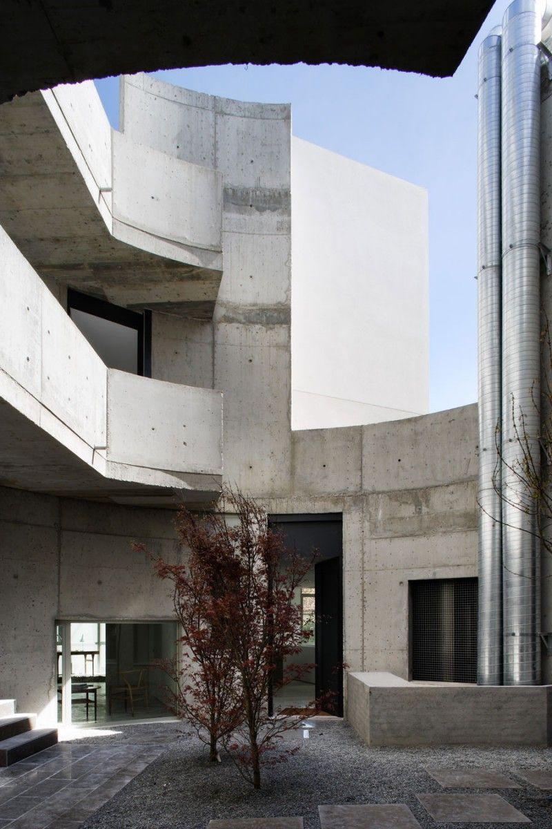 Atico en U by ÁBATON | Arquitectura, Arquitectos y ...