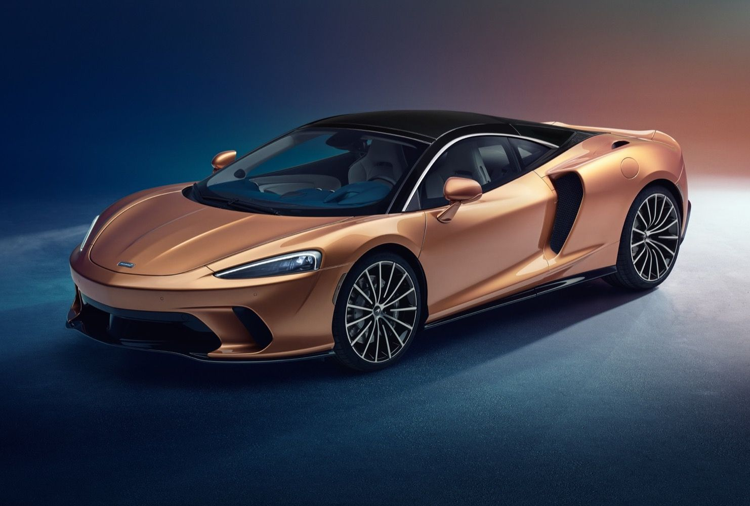2020 Mclaren Gt Is A 612hp Replacement For Your Private Jet New Mclaren Super Cars Sports Car