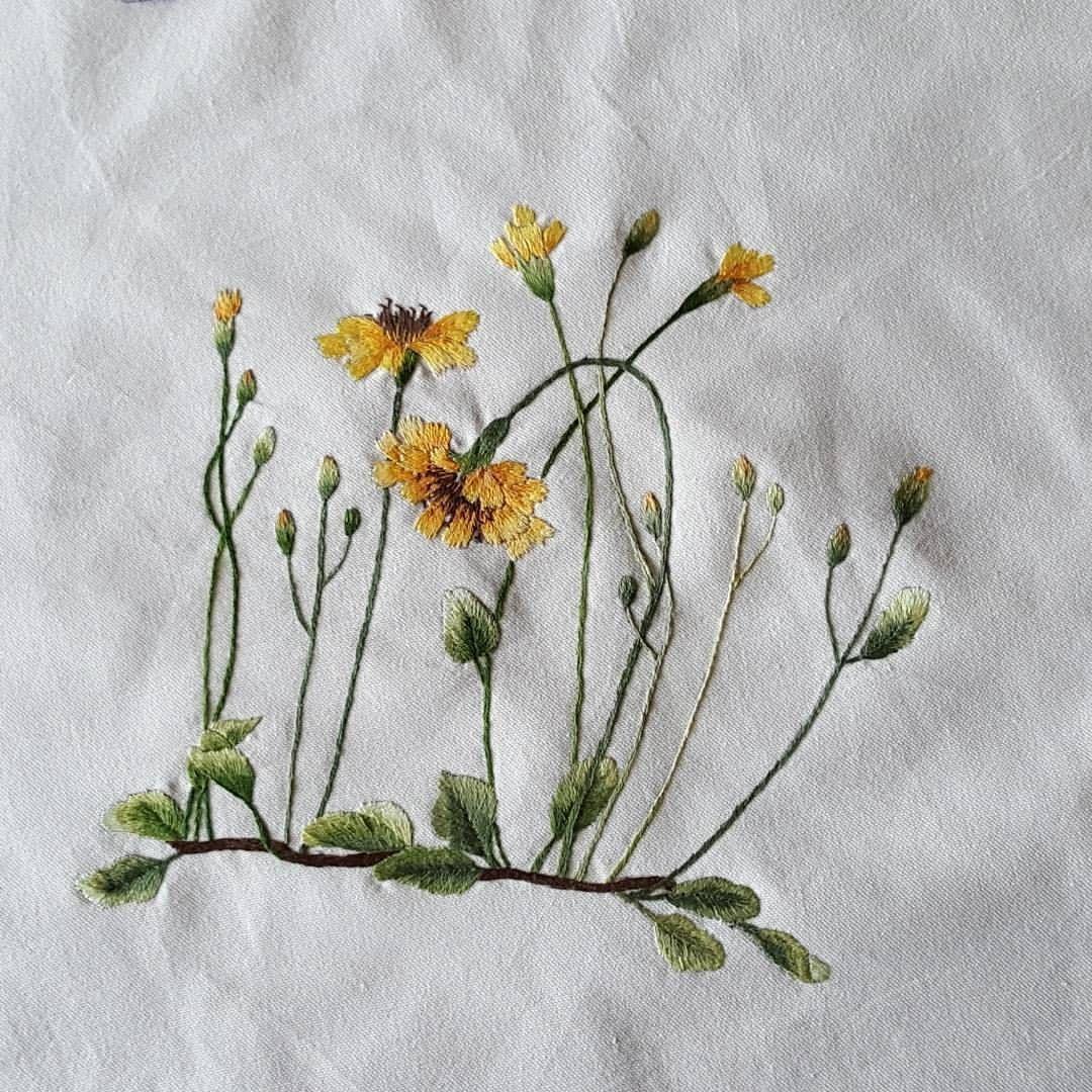 10+ Exhilarating Beautiful Japanese Embroidery Ideas   Embroidery ...