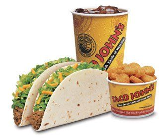 Pin By Raymond Werthmann On What I Like And Miss Taco John S Tacos Beef Tacos