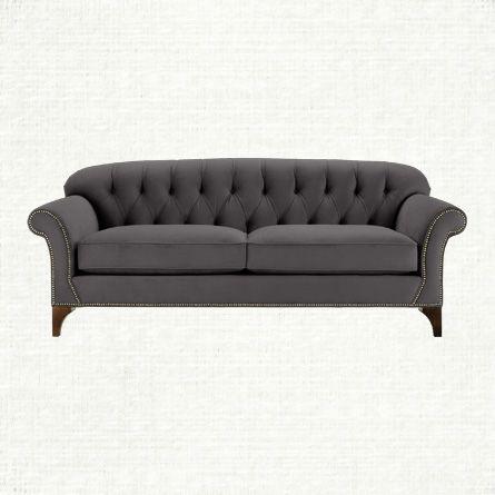 Preston Sofa In Slate Arhaus Sofas Sofa Living Room