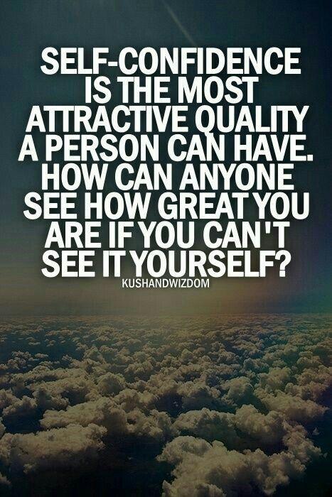 Self Esteem Quote Cancer Inspiration Pinterest Confidence Beauteous Quotes About Self Confidence