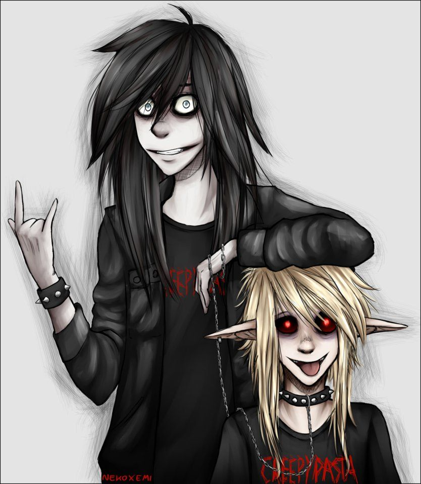 Jeff The Killer and Ben Drowned|Metal versions ? by ...