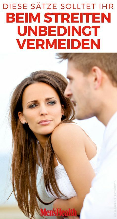 Fernbeziehung Streit
