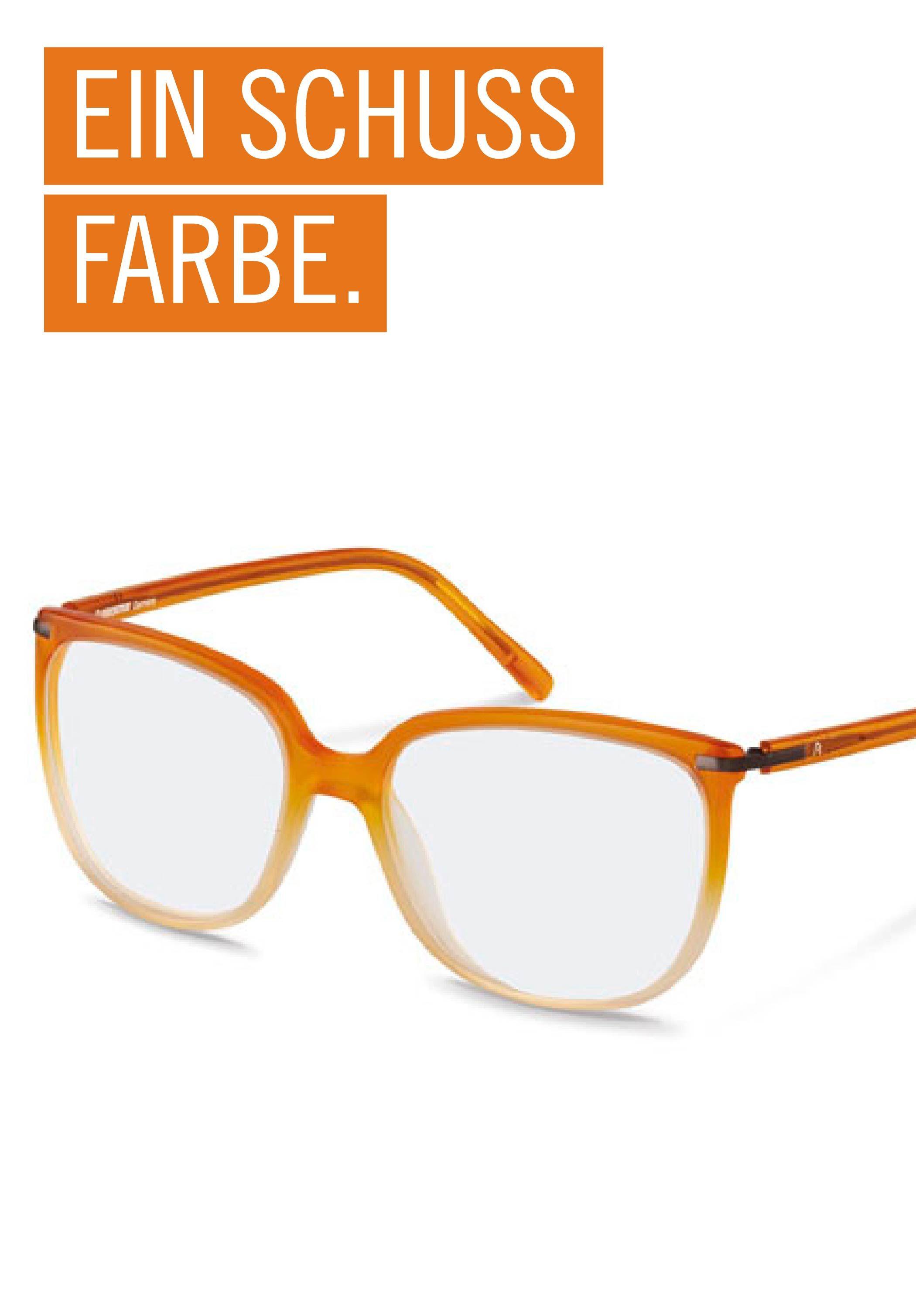 5e98d92579eb Setzen Sie ein Statement mit dem Schuss Farbe dieser Rodenstock Brille.  Dieses Modell harmoniert bestens sowohl mit Alltagskleidung als auch mit ...