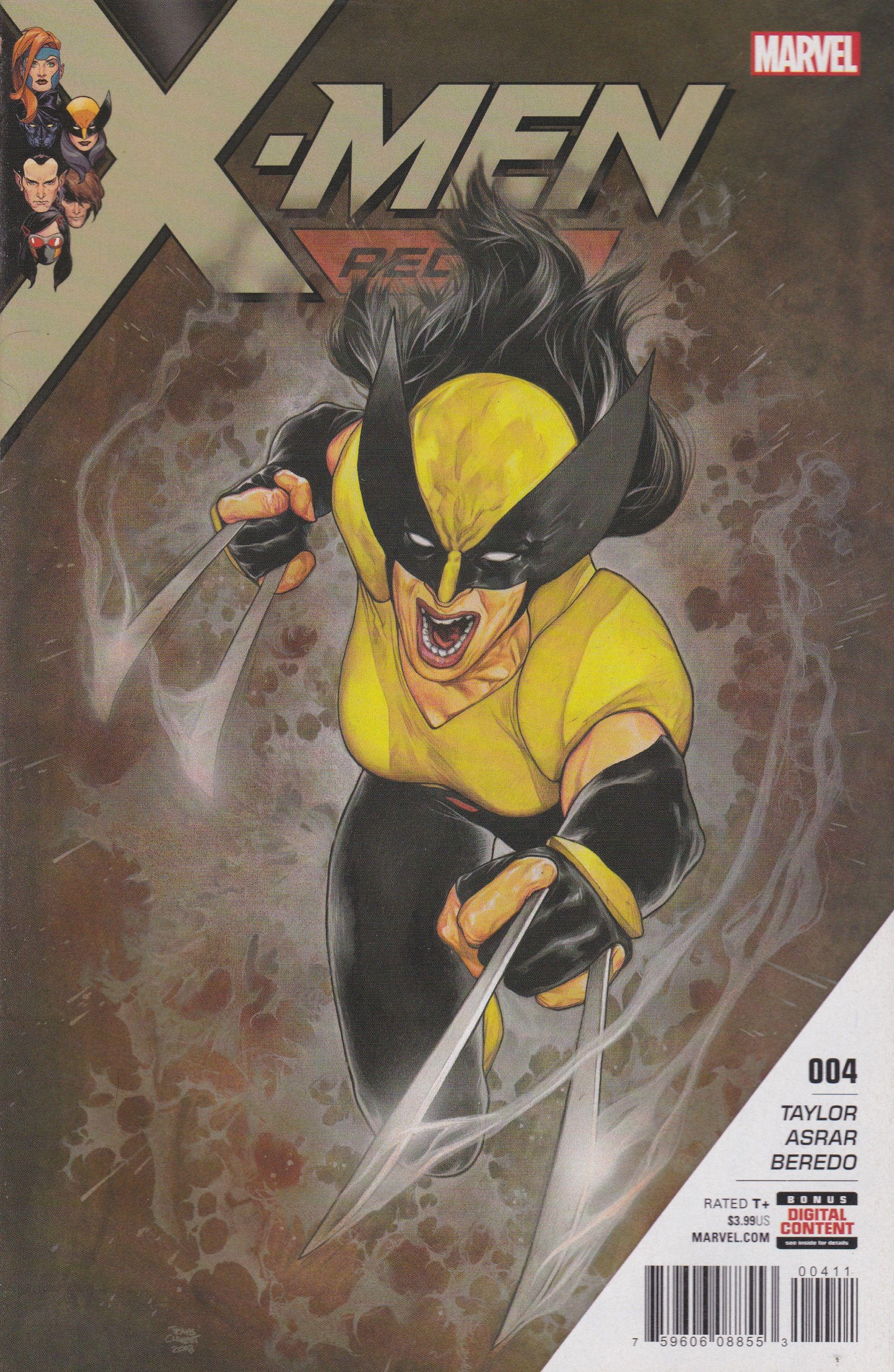 X Men Red 4 Marvel Comics X Men Marvel Comics Comics
