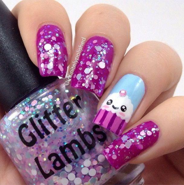Glitter Lambs \