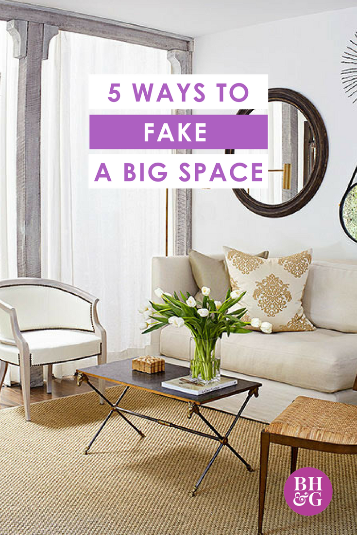 10+ Stunning Small Space Living Room Decorating Ideas