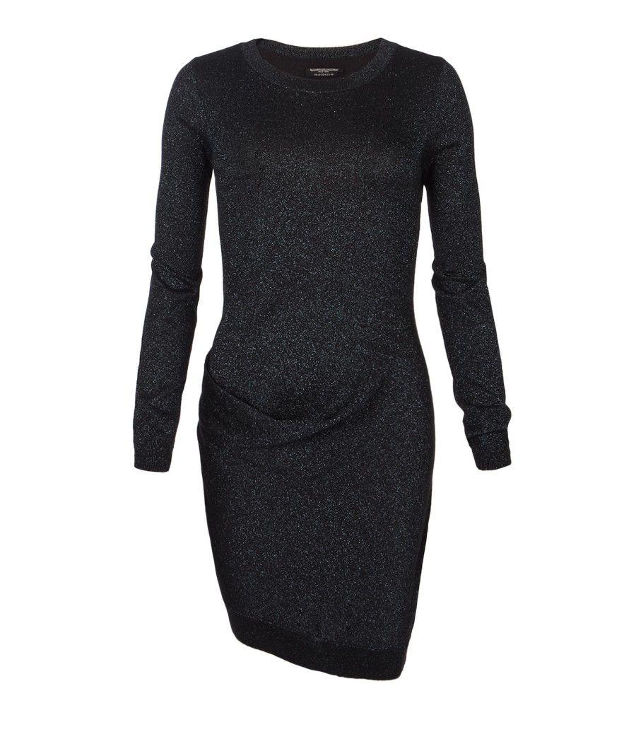 Lurex Torque Dress Women Sweaters Allsaints Spitalfields Winter