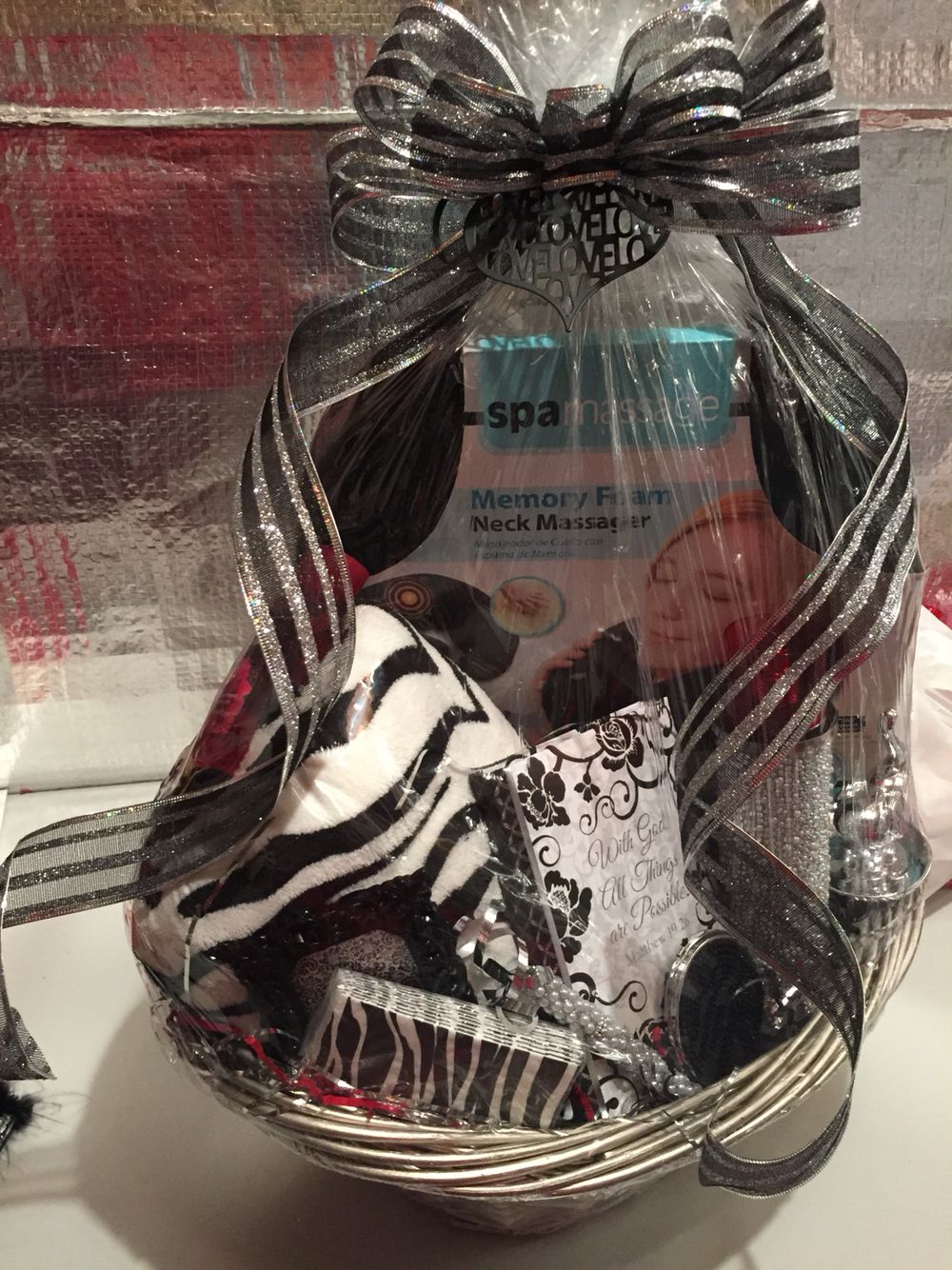 Pamper Me | Custom creations, Gifts, Gift baskets