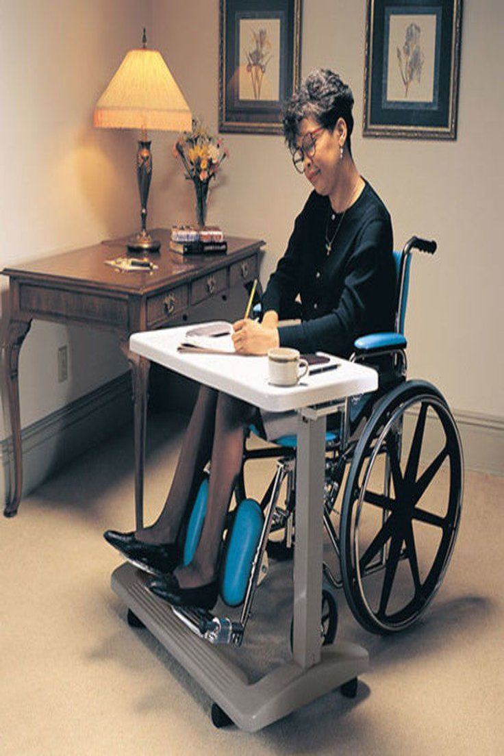 138.64 Handicap Table Bedside Disability Equipment