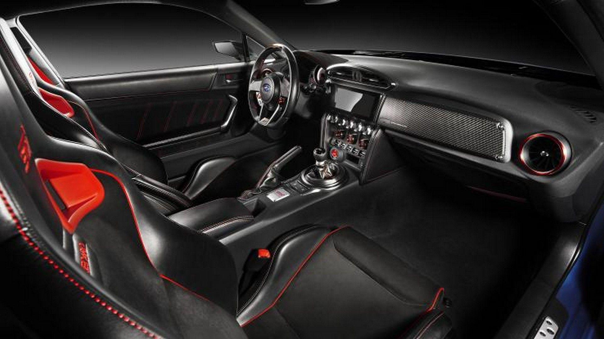 Interior 2020 Subaru Brz Images