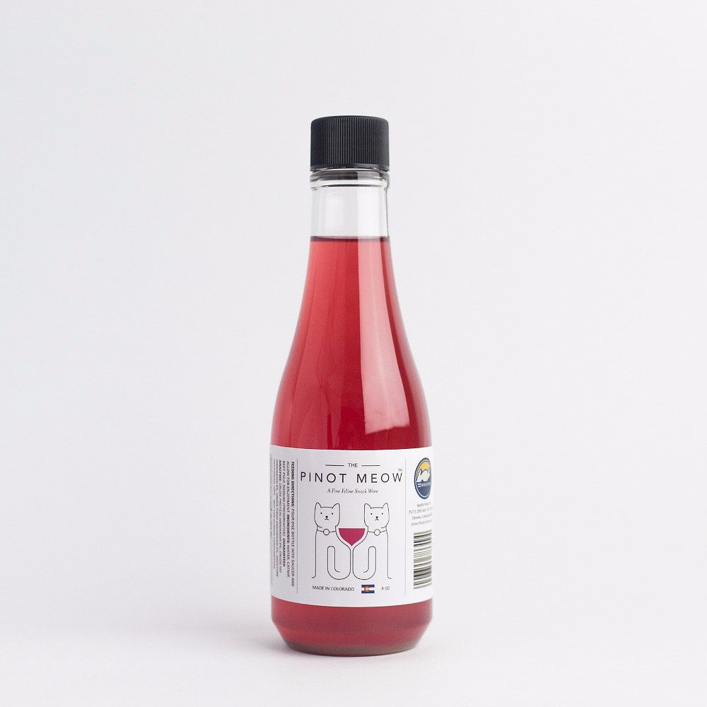 Cat Wine Cat Wine Dog Wine Wine Bottle
