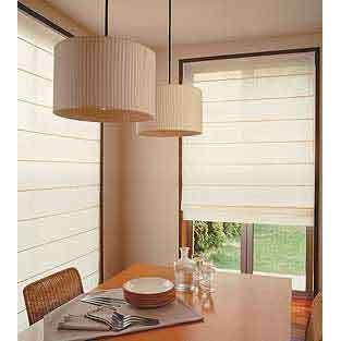 Mid Century Modern Window Treatment