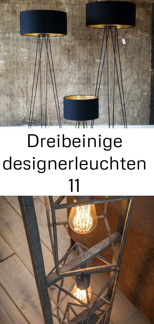 Dreibeinige Designerleuchten 11 Ceiling Lights Pendant Light Decor