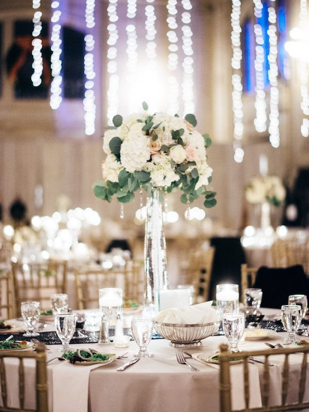 Classically romantic kansas city wedding tall wedding centerpieces classically romantic kansas city wedding junglespirit Image collections