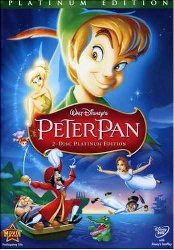 Peter Pan Two Disc Platinum Edition Love Pinterest Movies